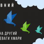 """Вебінар """"Бекап як право на другий шанс та інші переваги хмари"""""""