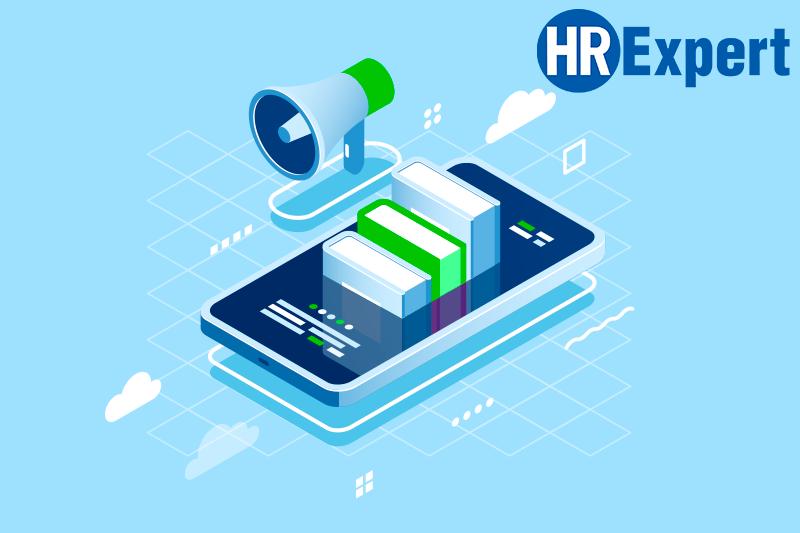 HRExpert - корпоративний портал з інструментами для управління персоналом